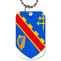 County Armagh Coat of Arms Dog Tag (One Side)