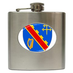 County Armagh Coat of Arms Hip Flask (6 oz)
