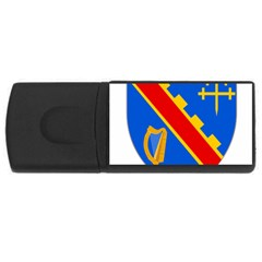 County Armagh Coat of Arms USB Flash Drive Rectangular (1 GB)