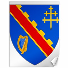 County Armagh Coat of Arms Canvas 36  x 48