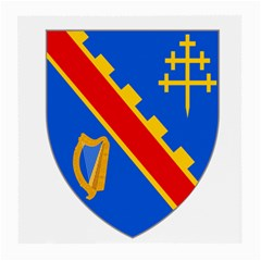 County Armagh Coat of Arms Medium Glasses Cloth
