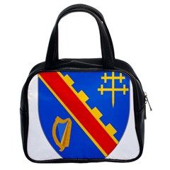 County Armagh Coat of Arms Classic Handbags (2 Sides)