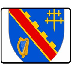 County Armagh Coat of Arms Fleece Blanket (Medium)
