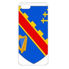 County Armagh Coat of Arms Apple iPhone 5 Seamless Case (White)
