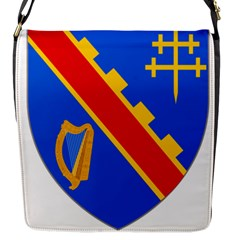 County Armagh Coat of Arms Flap Messenger Bag (S)
