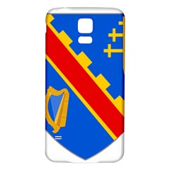 County Armagh Coat of Arms Samsung Galaxy S5 Back Case (White)