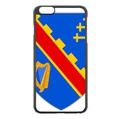 County Armagh Coat of Arms Apple iPhone 6 Plus/6S Plus Black Enamel Case