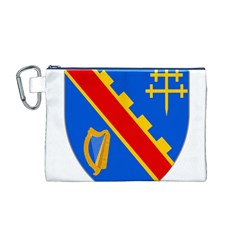 County Armagh Coat of Arms Canvas Cosmetic Bag (M)