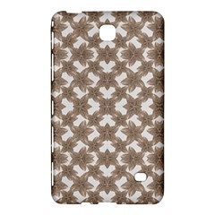 Stylized Leaves Floral Collage Samsung Galaxy Tab 4 (7 ) Hardshell Case