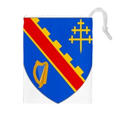 County Armagh Coat of Arms Drawstring Pouches (Extra Large)