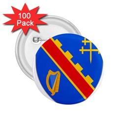 County Armagh Coat of Arms 2.25  Buttons (100 pack)