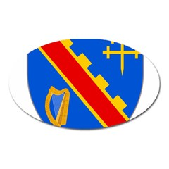 County Armagh Coat of Arms Oval Magnet