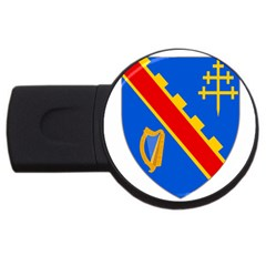 County Armagh Coat of Arms USB Flash Drive Round (1 GB)