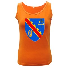 County Armagh Coat of Arms Women s Dark Tank Top