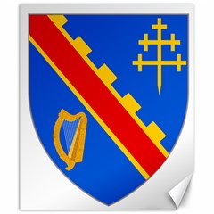 County Armagh Coat of Arms Canvas 20  x 24