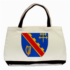 County Armagh Coat of Arms Basic Tote Bag (Two Sides)