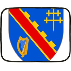 County Armagh Coat of Arms Fleece Blanket (Mini)