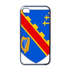 County Armagh Coat of Arms Apple iPhone 4 Case (Black)