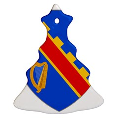 County Armagh Coat of Arms Christmas Tree Ornament (Two Sides)