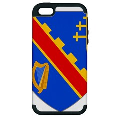 County Armagh Coat of Arms Apple iPhone 5 Hardshell Case (PC+Silicone)