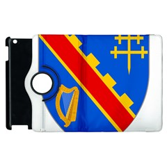 County Armagh Coat of Arms Apple iPad 2 Flip 360 Case