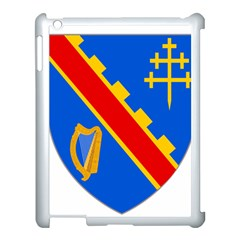 County Armagh Coat of Arms Apple iPad 3/4 Case (White)