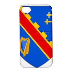 County Armagh Coat of Arms Apple iPhone 4/4S Hardshell Case with Stand