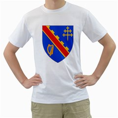 County Armagh Coat of Arms Men s T-Shirt (White)