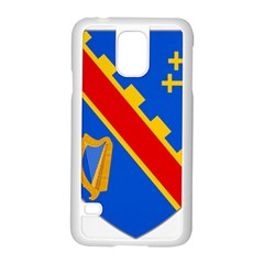 County Armagh Coat of Arms Samsung Galaxy S5 Case (White)
