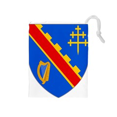 County Armagh Coat of Arms Drawstring Pouches (Medium)