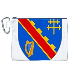 County Armagh Coat of Arms Canvas Cosmetic Bag (XL)