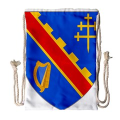 County Armagh Coat Of Arms Drawstring Bag (large)