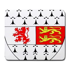 County Carlow Coat of Arms Large Mousepads