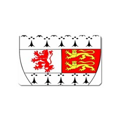 County Carlow Coat of Arms Magnet (Name Card)