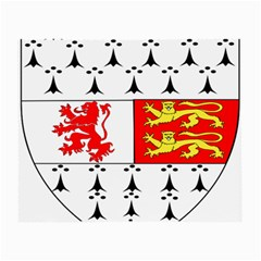 County Carlow Coat of Arms Small Glasses Cloth