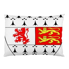 County Carlow Coat of Arms Pillow Case