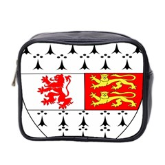 County Carlow Coat of Arms Mini Toiletries Bag 2-Side