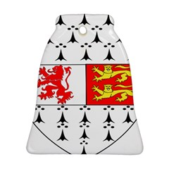 County Carlow Coat of Arms Ornament (Bell)
