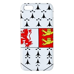 County Carlow Coat of Arms Apple iPhone 5 Premium Hardshell Case
