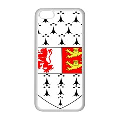 County Carlow Coat of Arms Apple iPhone 5C Seamless Case (White)