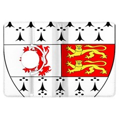 County Carlow Coat of Arms Kindle Fire HDX Flip 360 Case