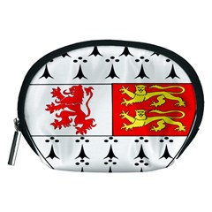 County Carlow Coat of Arms Accessory Pouches (Medium)