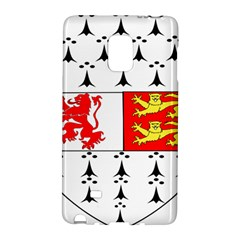 County Carlow Coat of Arms Galaxy Note Edge