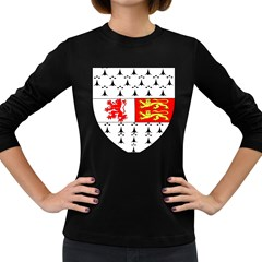 County Carlow Coat of Arms Women s Long Sleeve Dark T-Shirts