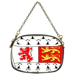 County Carlow Coat of Arms Chain Purses (Two Sides)