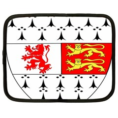 County Carlow Coat of Arms Netbook Case (XXL)