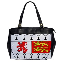 County Carlow Coat of Arms Office Handbags