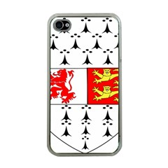 County Carlow Coat of Arms Apple iPhone 4 Case (Clear)