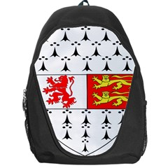 County Carlow Coat of Arms Backpack Bag