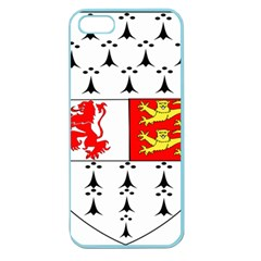 County Carlow Coat of Arms Apple Seamless iPhone 5 Case (Color)